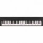 Pianos Digital YAMAHA Piano Digital Básico, Negro (Incluye adaptador PA5D)  NP45BSPA