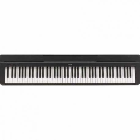 Pianos Digital YAMAHA Piano Digital Básico, Negro (Incluye adaptador PA5D)  NP45BSPA - Envío Gratuito