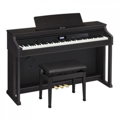 Pianos Digital CASIO PIANO CASIO CELVIANO AP-650BK  ITCASAP650BK - Envío Gratuito