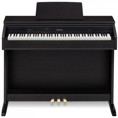 Pianos Digital CASIO PIANO CASIO CELVIANO AP-260BK  ITCASAP260BK - Envío Gratuito
