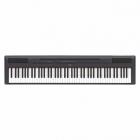 Pianos Digital YAMAHA PIANO ELECTRICO YAMAHA MODELO NP115 COLOR NEGRO NP115BSPA