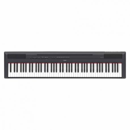 Pianos Digital YAMAHA PIANO ELECTRICO YAMAHA MODELO NP115 COLOR NEGRO NP115BSPA - Envío Gratuito