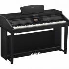 Pianos Digital YAMAHA Piano Clavinova CVP Básico Negro Mate NCVP701B