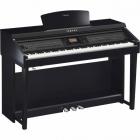 Pianos Digital YAMAHA Piano Clavinova CVP Básico Negro Brillante  NCVP701PE