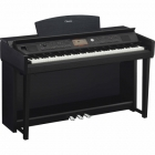 Pianos Digital YAMAHA Piano Clavinova CVP Intermedio Negro Mate  NCVP705B