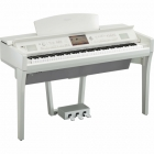 Pianos Digital YAMAHA Piano clavinova CVP Profesional Blanco Brillante  NCVP709PWH