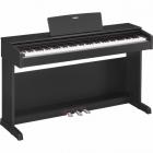 Pianos Digital YAMAHA Piano digital Arius (Incluye adaptador PA5D), Negro  NYDP143BSPA
