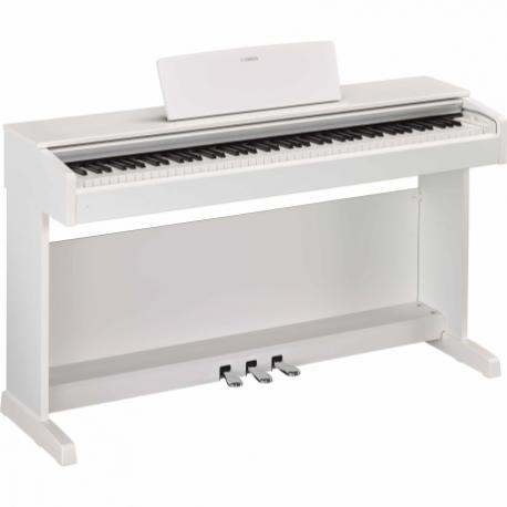 Pianos Digital YAMAHA Piano digital Arius (Incluye adaptador PA5D), Blanco  NYDP143WHSPA - Envío Gratuito