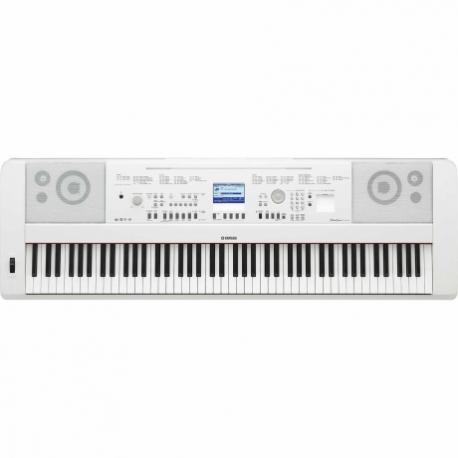 Pianos Digital YAMAHA Piano Digital Versátil 88 teclas blanco  NDGX650WHSPA - Envío Gratuito