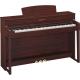 Pianos Digital YAMAHA Piano Clavinova CLP, Caoba  NCLP545M - Envío Gratuito