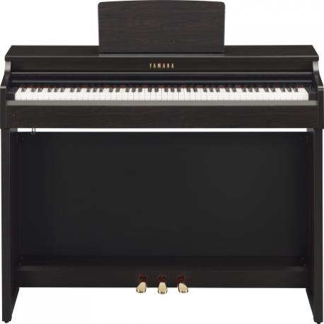 Pianos Digital YAMAHA Piano Clavinova CLP, Rosewood (Incluye adaptador PA300C)  NCLP525RSET - Envío Gratuito