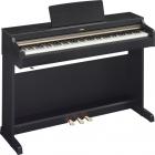 Pianos Digital YAMAHA Piano digital Arius (Incluye adaptador PA300C), Negro NYDP162BSPA