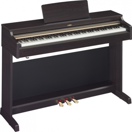Pianos Digital YAMAHA Piano digital Arius (Incluye adaptador PA300C), Rosewood  NYDP162RSPA - Envío Gratuito