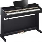 Pianos Digital YAMAHA Piano digital Arius (Incluye adaptador PA300C), Negro Brillante  NYDP162PESPA
