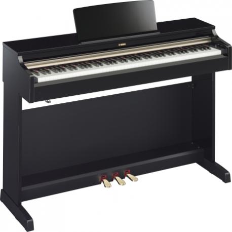 Pianos Digital YAMAHA Piano digital Arius (Incluye adaptador PA300C), Negro Brillante  NYDP162PESPA - Envío Gratuito