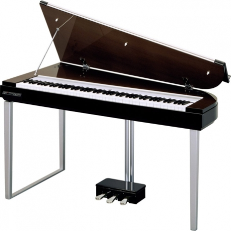 Pianos Digital YAMAHA Piano clavinova MODUS Deep Brunette (Café Obscuro)  NH01DB - Envío Gratuito