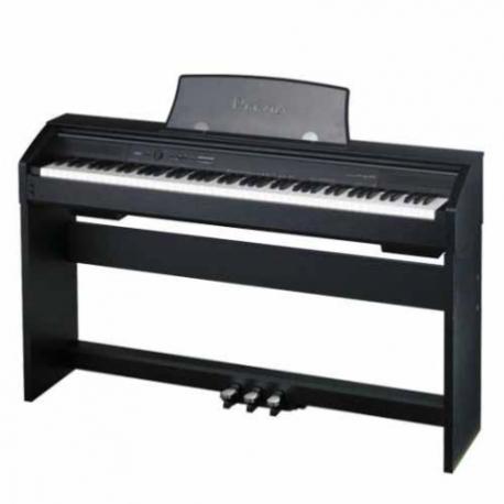 Pianos Digital CASIO PIANO CASIO DIGITAL PX-750 BK  ITCASPX750BK - Envío Gratuito