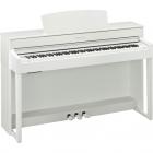 Pianos Digital YAMAHA Piano Clavinova CLP, Blanco Arena  NCLP545WA