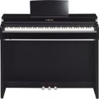 Pianos Digital YAMAHA Piano Clavinova CLP, Negro Brillante (Incluye adaptador PA300C)  NCLP525PESET