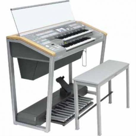 Organo YAMAHA Organo Electone STAGEA Custom  EELS01CU - Envío Gratuito