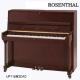 Pianos Acustico ROSENTHAL PIANO VERTICAL 115M3 CAOBA ESTUDIO C/BANCA ROSENTHAL  UP115M3-CAOS - Envío Gratuito