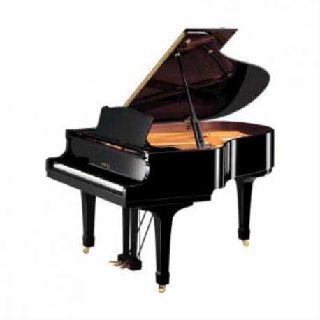 Pianos Acustico YAMAHA PIANO DE COLA 149 CM. (NEGRO BRILLANTE) CON BANCO  PGB1KPE - Envío Gratuito