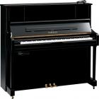 Pianos Acustico YAMAHA Piano vertical Silent 121 cm. (Negro Brillante) Inc. Adaptador PA5D  PU1JSG2PESET - Envío Gratuito