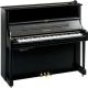 Pianos Acustico YAMAHA Piano vertical Silent 121 cm. (Negro Brillante) Inc. Adaptador PJP-PS04  PU1SHPESET - Envío Gratuito