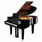 Pianos Acustico YAMAHA Piano de cola 161 cm. (Negro Brillante) con banco  PCX1PE - Envío Gratuito