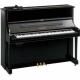 Pianos Acustico YAMAHA Piano disklavier vertical E3, 121 cm, Negro Brillante, incluye banco y 2 bocinas MSP3  PDU1E3PESET - Enví