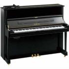 Pianos Acustico YAMAHA Piano disklavier vertical E3, 121 cm, Negro Brillante, incluye banco y 2 bocinas MSP3  PDU1E3PESET