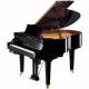 Pianos Acustico YAMAHA Piano disklavier vertical E3, 161 cm, Negro Brillante, incluye banco y 2 bocinas MSP3  PDGC1E3PESET - Env