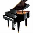 Pianos Acustico YAMAHA Piano disklavier de cola, E3 149 cm, Negro Brillante, incluye banco y 2 bocinas MSP3  PDGB1KE3PESET