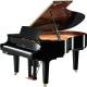 Pianos Acustico YAMAHA Piano Disklavier de cola E3 173 cm Serie X Negro Brillante, incl. Banco y 2 bocinas MSP3  PDC2XE3PESET -