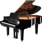 Pianos Acustico YAMAHA Piano Disklavier de cola E3 173 cm Serie X Negro Brillante, incl. Banco y 2 bocinas MSP3  PDC2XE3PESET