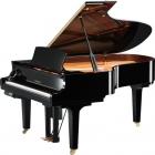 Pianos Acustico YAMAHA Piano Disklavier de cola E3 200 cm Serie X Negro Brillante, incl. Banco y 2 bocinas MSP3  PDC5XE3PESET