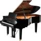 Pianos Acustico YAMAHA Piano Disklavier de cola E3 212 cm Serie X Negro Brillante, incl. Banco y 2 bocinas MSP3  PDC6XE3PESET -