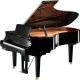 Pianos Acustico YAMAHA Piano Disklavier de cola E3 227 cm Serie X Negro Brillante, incl. Banco y 2 bocinas MSP3  PDC7XE3PESET -