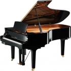 Pianos Acustico YAMAHA Piano Disklavier de cola E3 227 cm Serie X Negro Brillante, incl. Banco y 2 bocinas MSP3  PDC7XE3PESET
