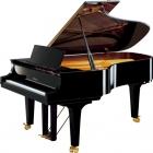 Pianos Acustico YAMAHA Piano de cola Serie Concierto CF 212cm. (Negro Brillante) con banco  PCF6PE