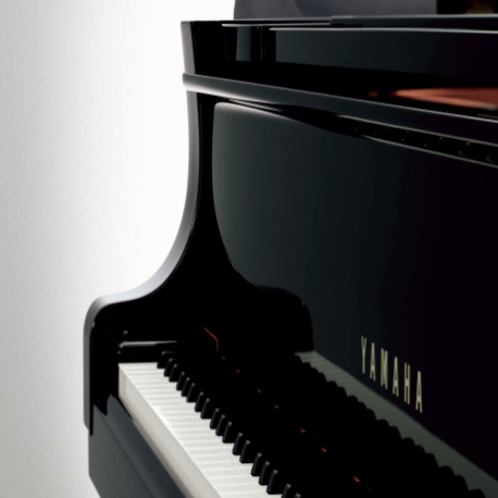 Pianos Acustico YAMAHA Piano de cola de 200cm CX5PE silent c/banco Incluye adaptador PJP-PS04  PCX5SHPE - Envío Gratuito
