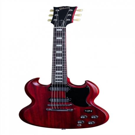 Guitarra Eléctrica GIBSON SG Special 2016 T Satin Cherry Chrome  SG70SCCH1 - Envío Gratuito