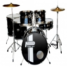 Baterias Acustica POWER BEAT BATERIA POWERBEAT 5PZAS NEGRA (JBP0765BK)  3002377