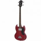 Guitarra Eléctrica EPIPHONE EB-0 Bass (1 P/U) Cherry Ch Hdwe  EBG0CHCH1