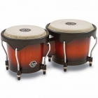 Bongo LATIN PERCUSSION BONGO LP CITY, MAD. SOMB. MOD. LP601NY-VSB 3200129 - Envío Gratuito