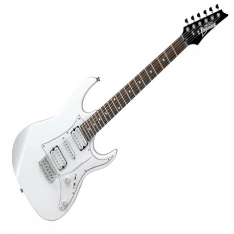 Guitarra Eléctrica IBANEZ GUITARRA ELECTRICA MODELO GRX50-WH 8202612 - Envío Gratuito