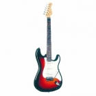 Guitarra Eléctrica LOGAN Guitarra Eléctrica Tipo Stratocaster L-EG-TS