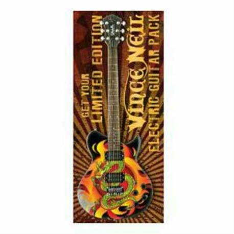 Guitarra Eléctrica WASHBURN GUITARRA WASHBURN ELECTRICA VNPAK  ISWASVNPAK - Envío Gratuito