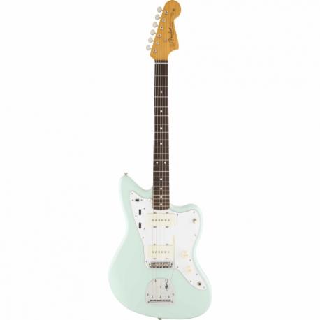 Guitarra Eléctrica Fender 60s Jazzmaster Surf Green  0141210757 - Envío Gratuito