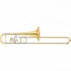 Trombon YAMAHA Trombón Alto de vara Custom en Eb (Mi Bemol)  BYSL872 - Envío Gratuito